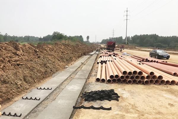 工程案例_安徽省畅源管业科技有限公司