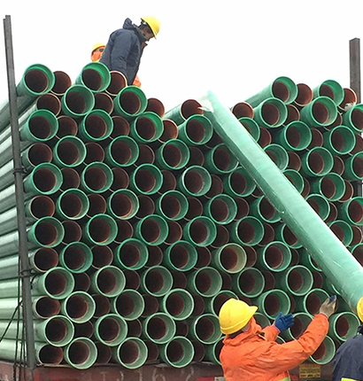 案例展示_工程案例_安徽省畅源管业科技有限公司