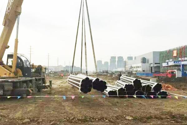 安徽合肥商贸物流开发区青洛河路等五条道路建设工程.jpg